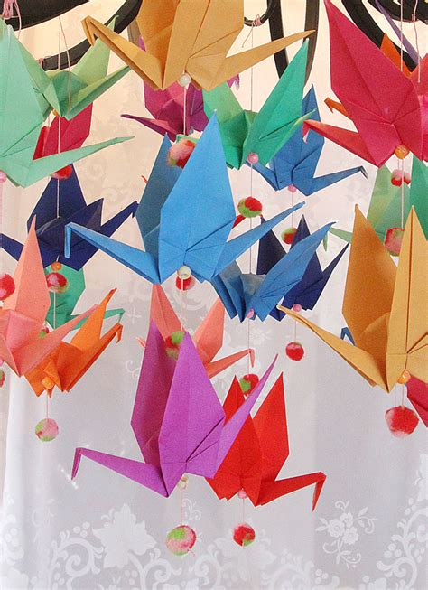 make origami decorations creative crafts origami