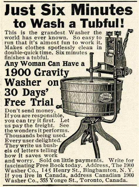 Kitchen Appliance Design vintage washing machine clip art old design shop blog