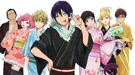 noragami anime falando sobre anime noragami zona otakus e otomes