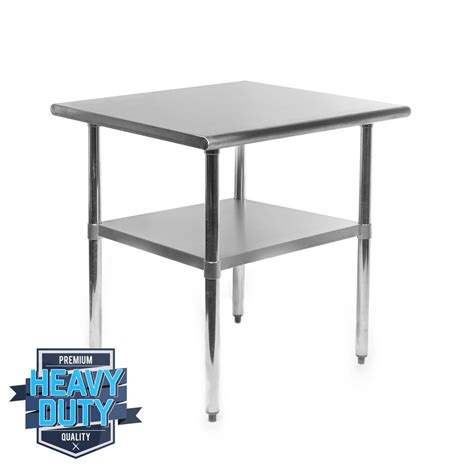 stainless steel kitchen prep table stainless steel commercial kitchen work food prep table