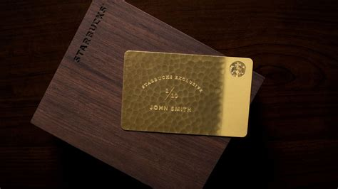 how to make a starbucks card starbucks exclusive 5 000 giftcard is made from 10