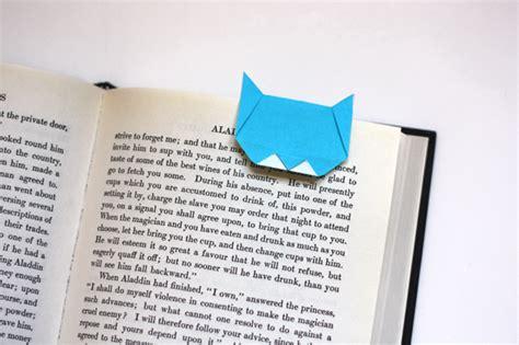 origami cat bookmark make an origami cat bookmark how about orange