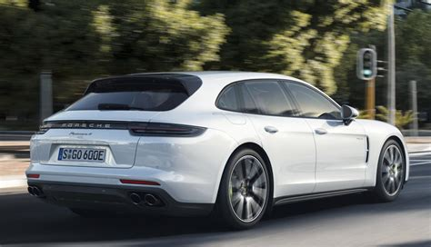 Porsche Panamera Station Wagon by Porsche Panamera Sport Turismo Is The Real Swagger Wagon