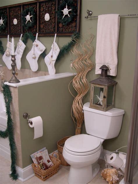 simple bathroom decorating ideas pictures 4 formas de decorar tu ba 241 o en navidad
