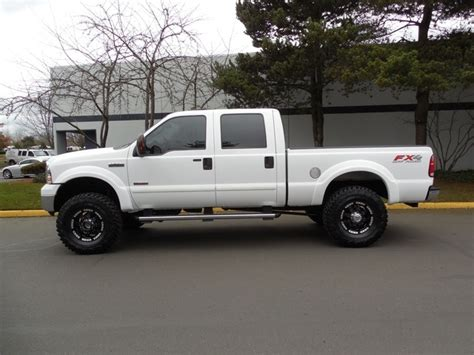 2005 Ford F250 Diesel by 2005 Ford F 250 Duty Lariat 4wd Diesel Lifted Lifted