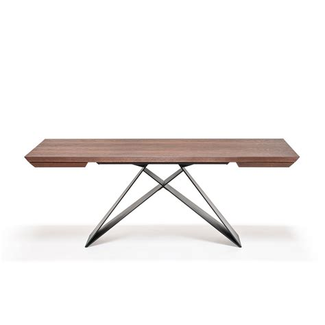 premier woodworking contemporary italian premier wood drive table italian