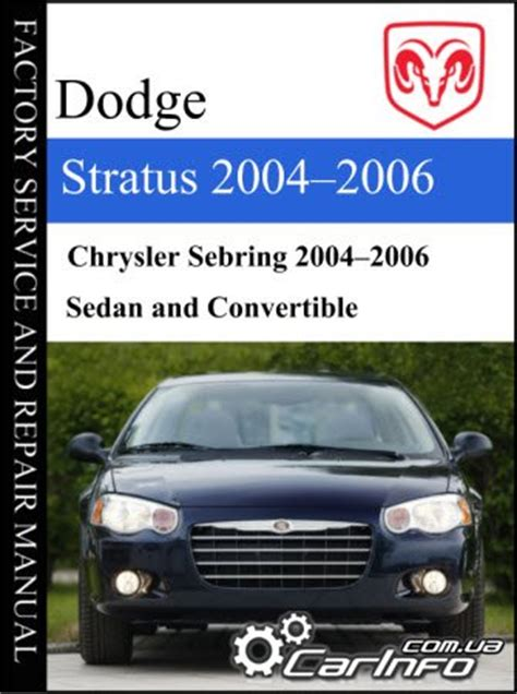 chrysler sebring dodge stratus avenger 95 06 haynes repair manual haynes manuals dodge stratus руководство скачать без смс filesenjoy