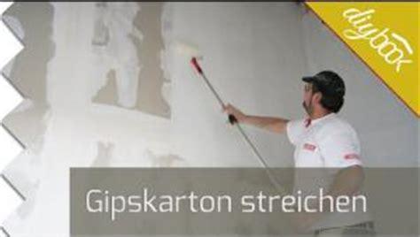 Wand Glätten Womit by Gipskartondecke Spachteln Und Streichen Anleitung