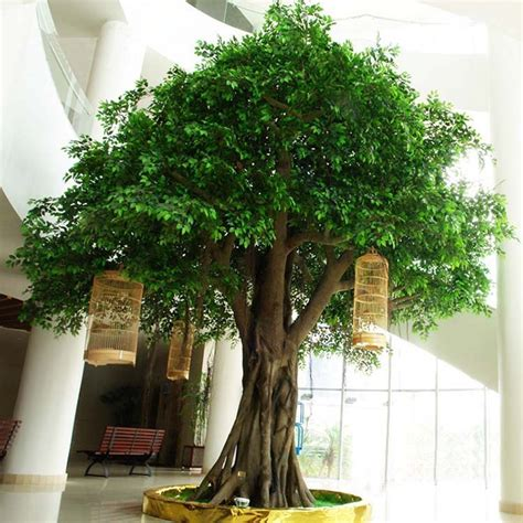 outdoor artificial tree high simulation large artificial tree for outdoor