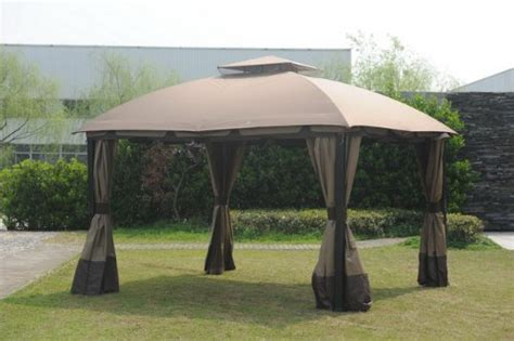 Wilson Fisher Patio Furniture by Big Lots South Hampton Gazebo Canopy Replacement Only No