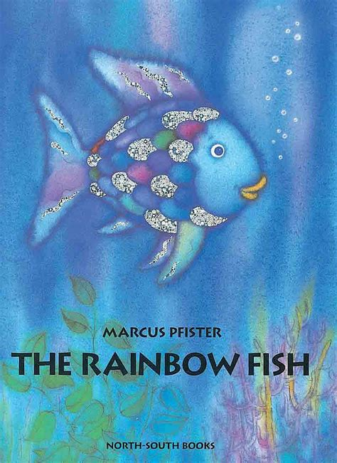 fish picture book the rainbow fish best children s books bracket