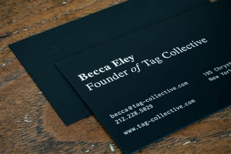 easiest way to make business cards 14 best business cards in the biz how design