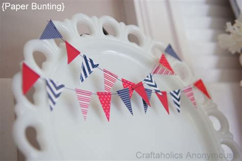 4th of july paper crafts craftaholics anonymous 174 4th of july paper crafts