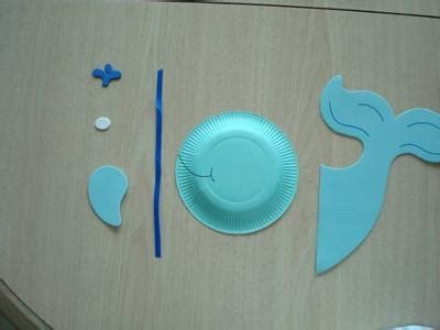 whale paper plate craft how to whale paper plate craft project for