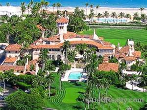 where does donald live in florida exclusive photos of donald s palm estate