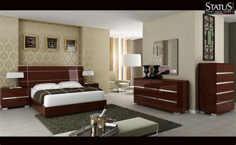 bedroom furniture dreams king size modern design bedroom set walnut 5 pc