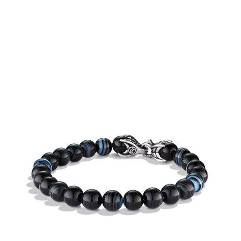 david yurman bead bracelet david yurman spiritual bracelet with banded agate in