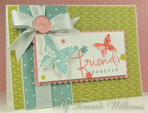 how to make friendship cards at home friends forever teneale williams