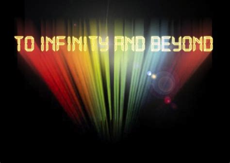and beyond course to infinity and beyond 5th grade