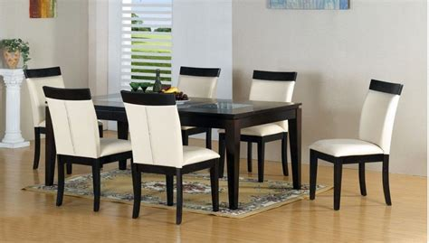 white modern dining room sets 20 modern dining table chairs design ideas