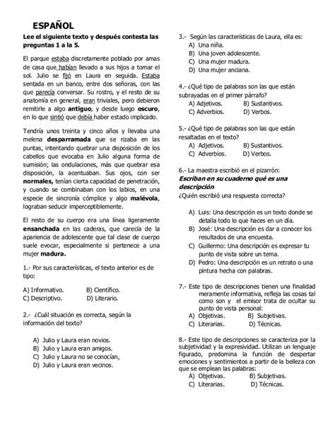 preguntas abiertas y cerradas de matematicas examen 5 176 grado bimestre 5
