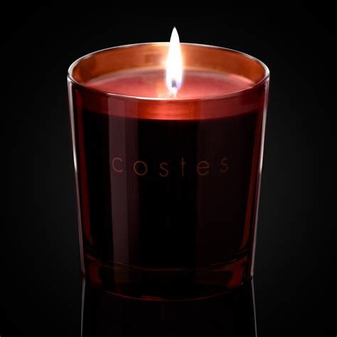 scent candles scented candle brown hotel costes
