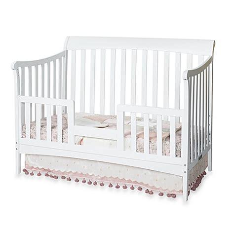 convertible crib guard rail child craft toddler guard rail for convertible cribs in
