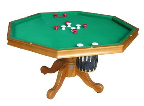 octagon bumper pool table 3 in 1 table octagon 54 quot bumper pool