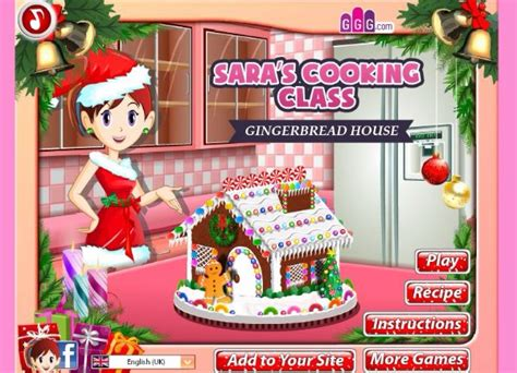 juegos de cocinar pasteles gratis con sara juega a cocinar con sara una casita de jengibre mil
