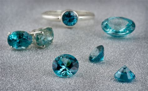 gems for jewelry gem in the spotlight blue zircon the colored gemstone