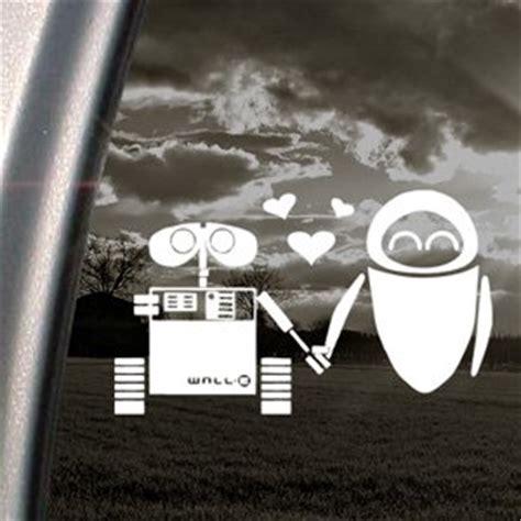 wall e sticker disney decal wall e robot window sticker