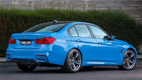2015 Bmw M3 by 2015 Bmw M3 Review Carsguide