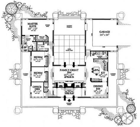 u shaped home with unique floor plan u shaped house plans with pool images plan de