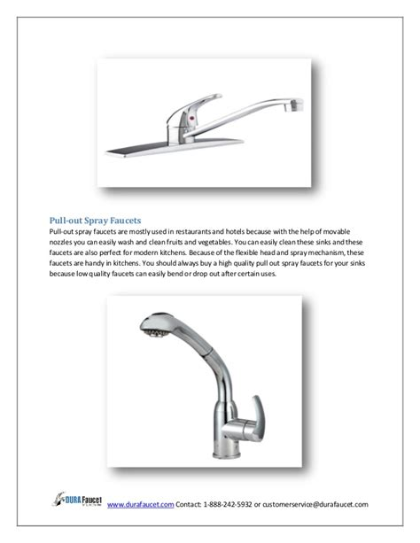 faucet types kitchen types of faucets kitchen 100 images aliexpress