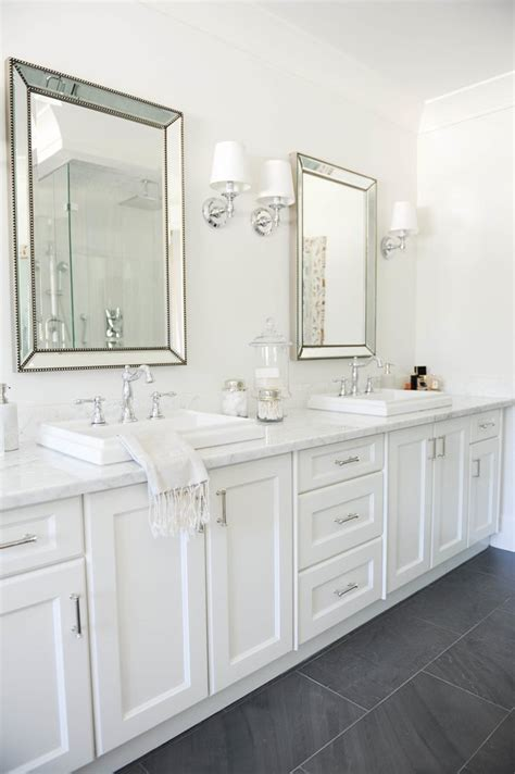 Bathroom White Cabinets by Hton Style Bathroom