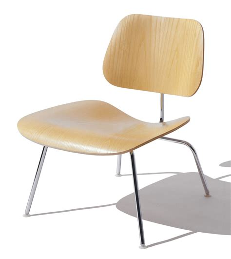 Eames Molded Plywood Chairs by Herman Miller Eames 174 Molded Plywood Lounge Chair Metal