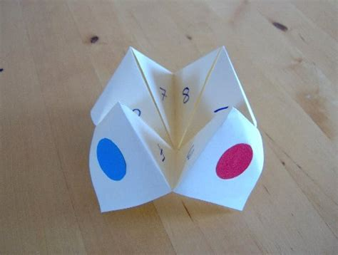 things to do with origami paper creative teacherette fortune teller