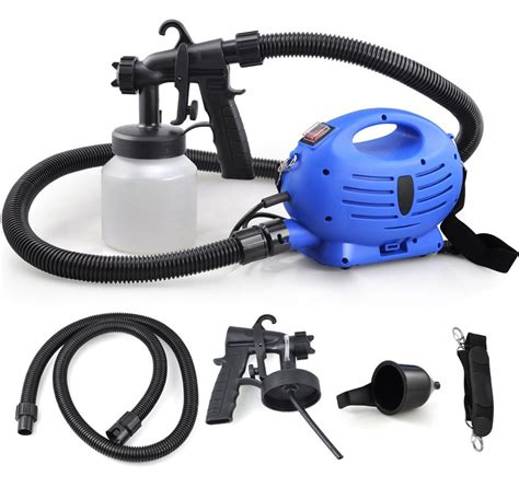 spray paint gun zoom electric paint sprayer zoom spray gun decorating fence diy