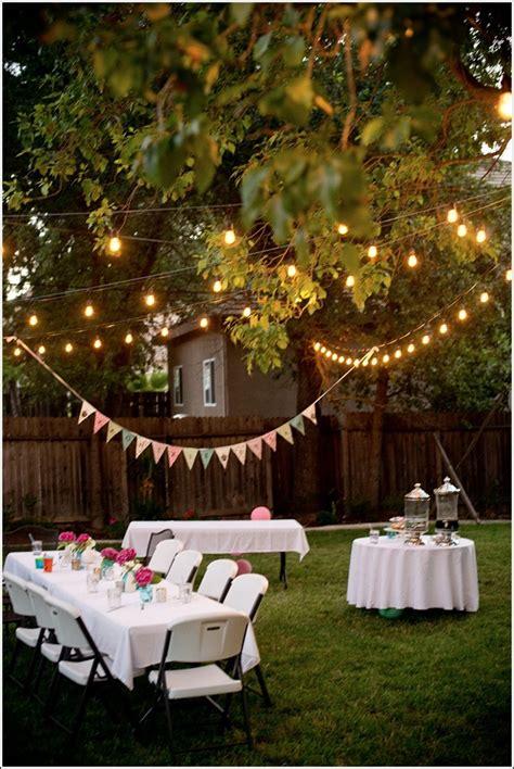 backyard decorating ideas for backyard ideas for adults graduation ideas