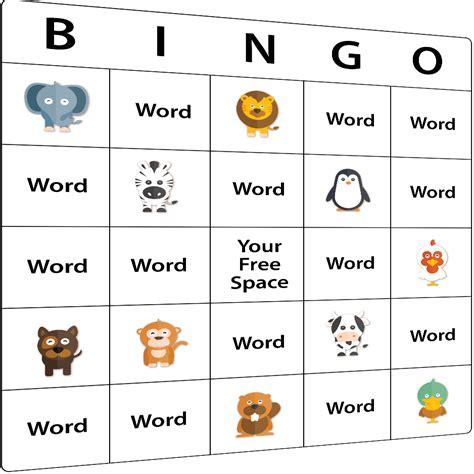make bingo cards with words make custom printable bingo cards bingo card creator
