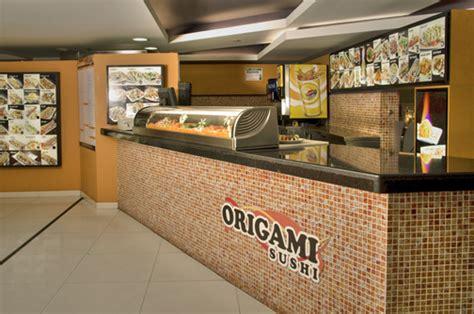 origami restaurant origami sushi franchise opening in in 14