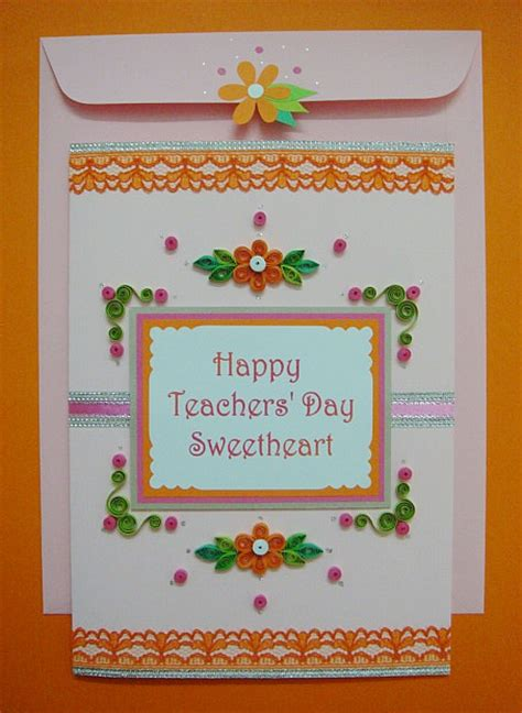 card designs for teachers day 2017 day card handmade and beautiful cards
