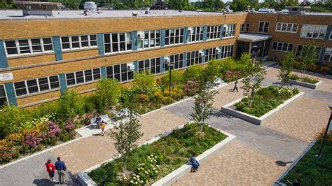 landscape design school terra engineering ltd 187 stevenson elementary school