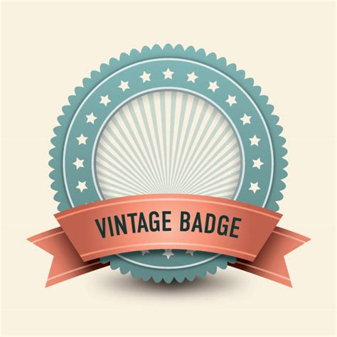 15 free and premium retro labels badges signs and logos