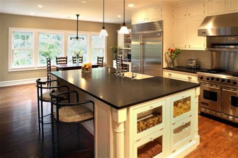 custom islands for kitchen 7 ideas for great custom kitchen islands modern kitchens