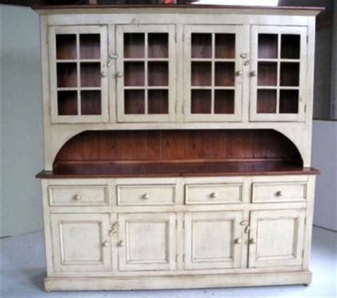 buffet hutch kitchen country style white kitchen hutch ecustomfinishes