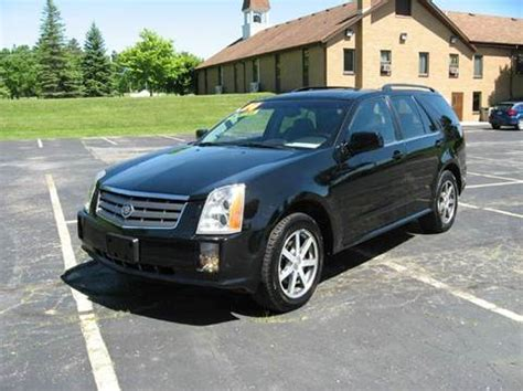2004 Srx Cadillac For Sale by 2004 Cadillac Srx For Sale Wisconsin Carsforsale