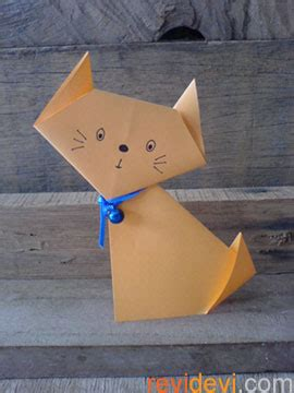 how to make an easy origami cat how to make origami cat revidevi