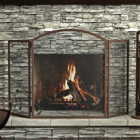 glass fireplace screens with doors 21 modern fireplace glass doors design to beautify your home
