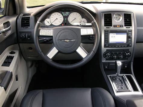 2005 Chrysler 300 Interior by Interior Chrysler 300 2007 Chrysler 300c Srt8 Review Top